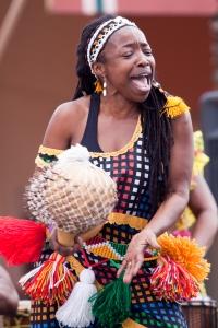 Delou Africa Dance Ensemble