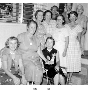 Art League Original Members 1959