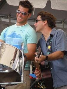 John Frinzi & John Patti perform Live at the Promenade on June 3, 2011.