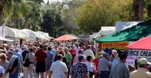 February Bonita Springs National Art Festival