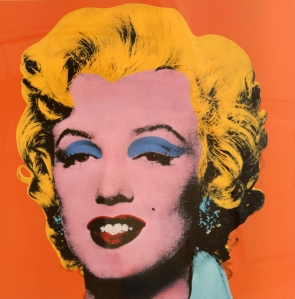 Marilyn Monroe by Andy Warhol Medium