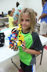 Brick by Brick Lego Class