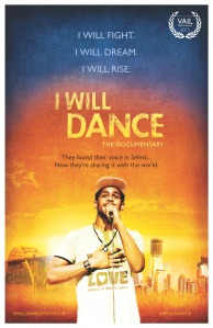 Film Poster - I Will Dance