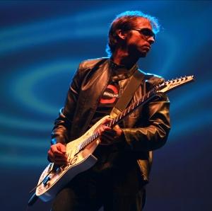 Graham Gillot Blue Background