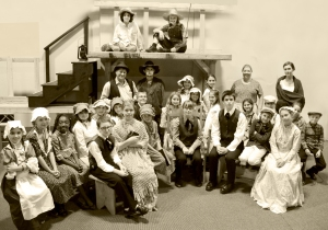 Tom Sawyer Group Old Timey