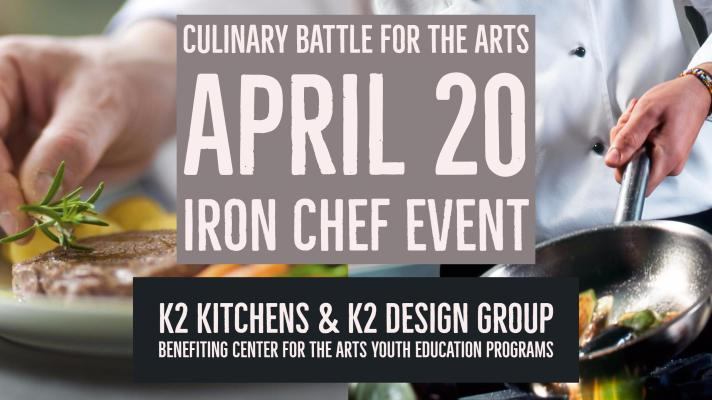 Iron Chef blog
