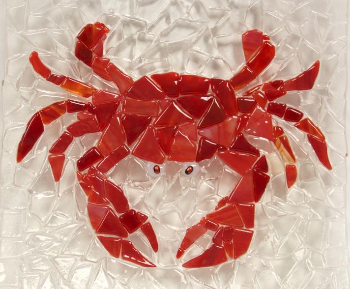Crab_Glass_Get Fired Up Florida Wildlife Smallt