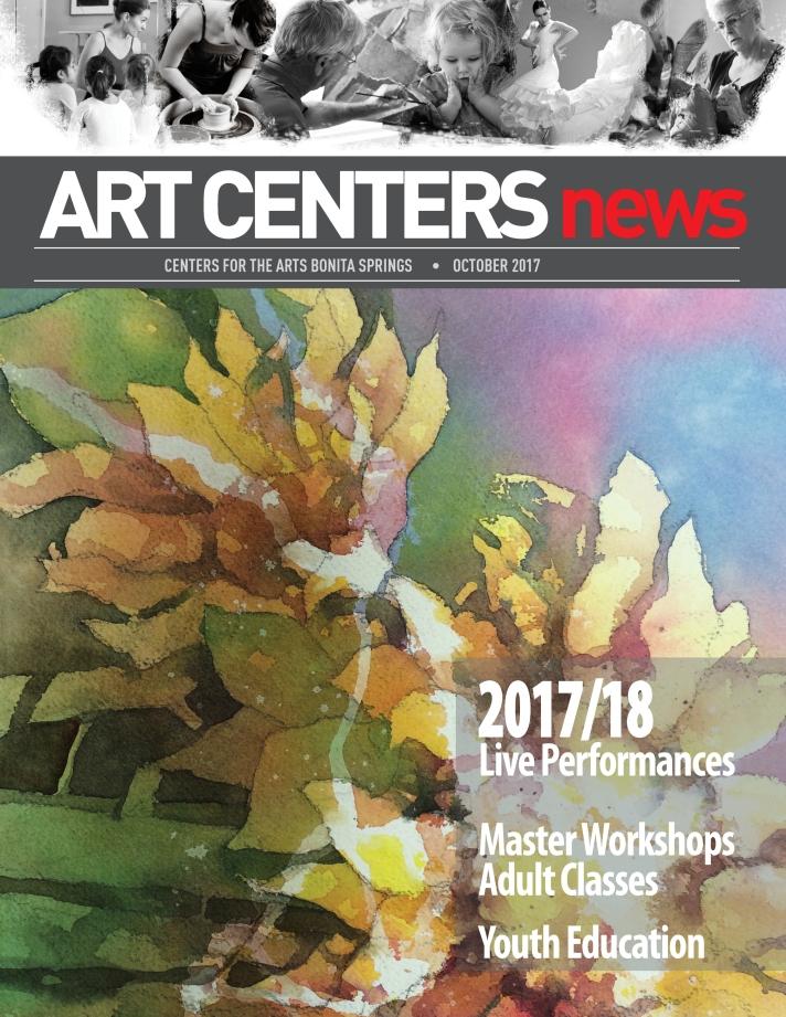 NEWSLETTER OCTOBER 2017 COVER